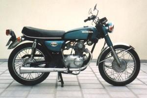 Honda 125 CB K5